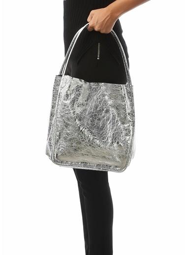 Proenza Schouler Çanta Gümüş